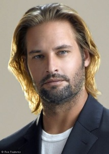 How about now? Actor Josh Holloway played Sawyer on the hit TV show LOST.