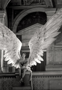In reality, angels look very intimidating and can be effortlessly ferocious. Can't wait to extrapolate the heavens in my second book! The genre is Christian Fiction, entitled Love & Fear
