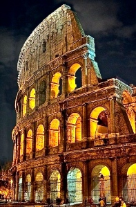Italians-boisterous, argumentative, affectionate.